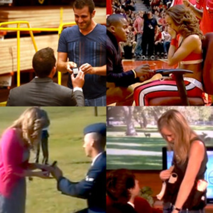 27 Romantic Proposal Videos That Will Make You Cry All The Tears E