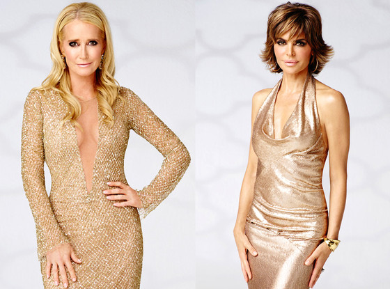 Lisa Rinna, Kim Richards