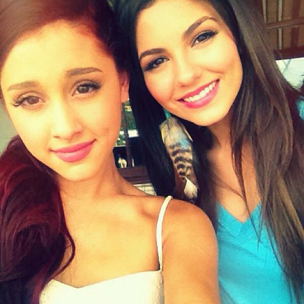 Ariana Grande, Victoria Justice
