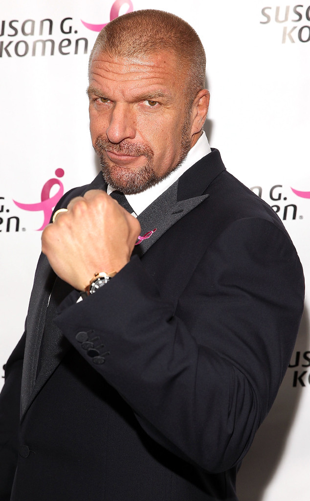 Triple H, Paul Michael Levesque