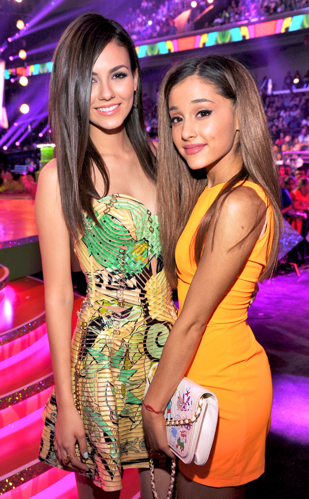 Ariana Grande vs. Victoria Justice - Feuds involving 2020
