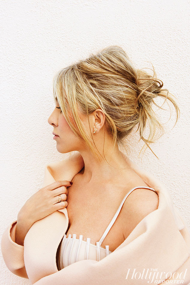 Jennifer Aniston, The Hollywood Reporter