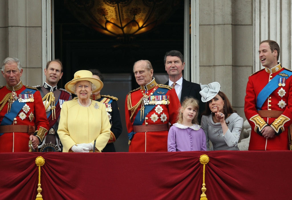 Royal Family, Queen Elizabeth, Duchess Catherine, Kate Middleton, Prince William