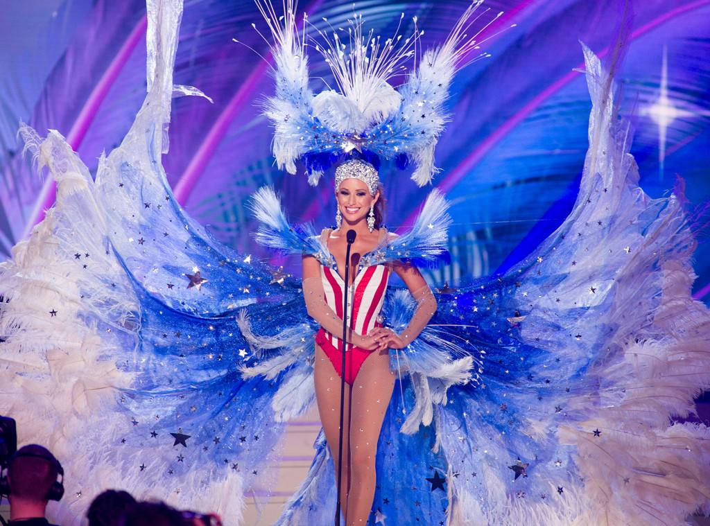 Miss USA, Miss Universe, Costume