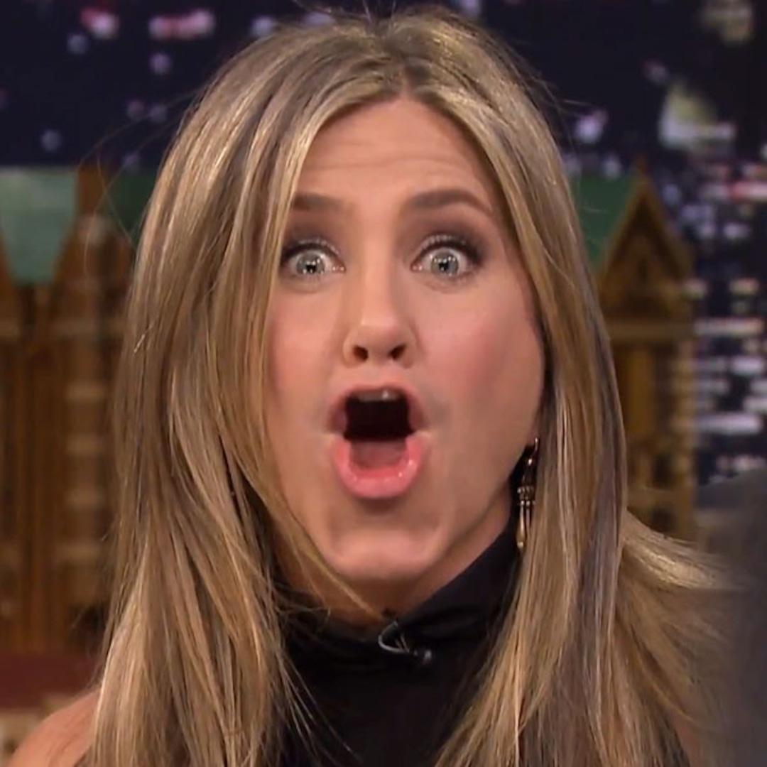 Jennifer Aniston Surprises Ellen DeGeneres with What She