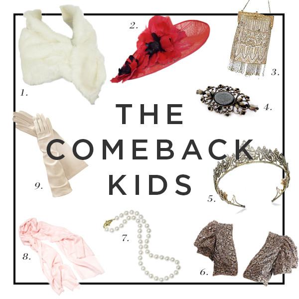 Style Collective, Comeback Kids Graphic