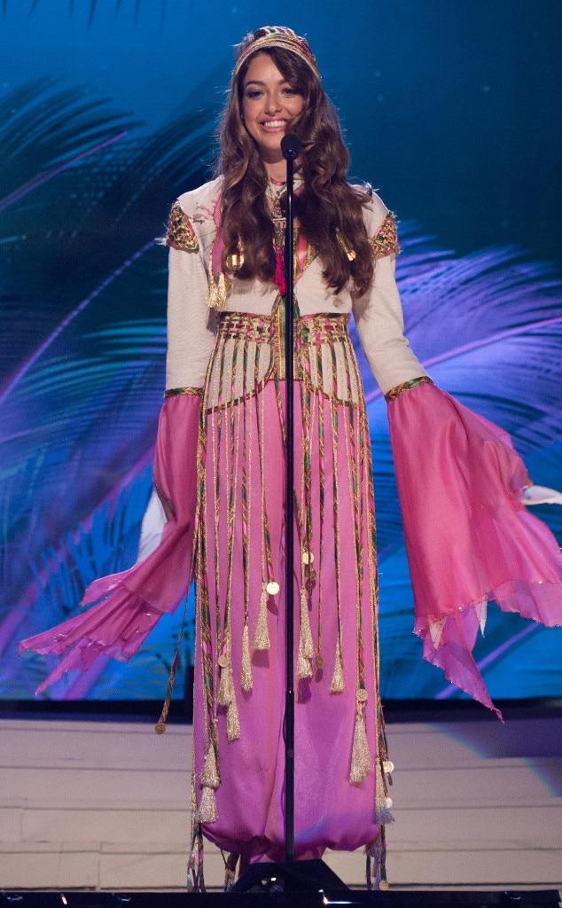 Miss Turkey Miss Universe Costume  sc 1 st  E! News & Miss Turkey from 2014 Miss Universe National Costume Show   E! News