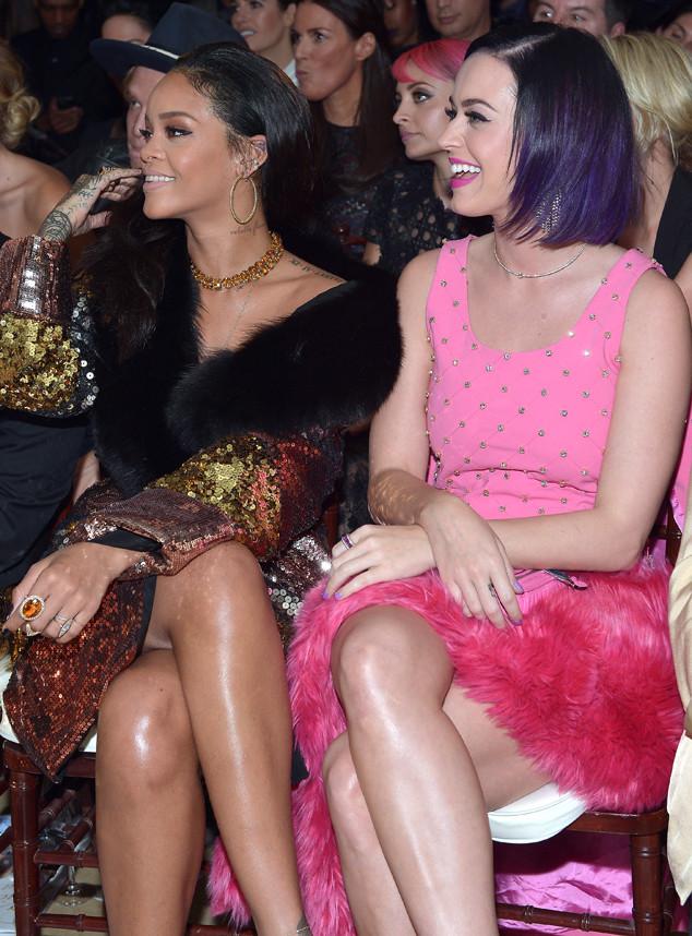 Rihanna, Katy Perry