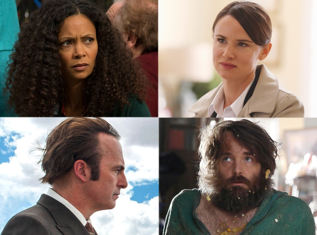 Secrets and Lies, Better Call Saul, The Slap, Last Man on Earth