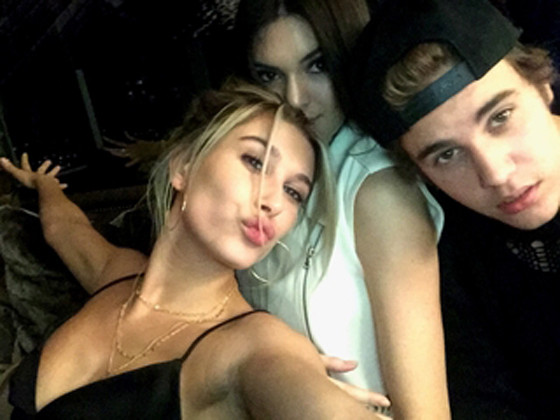 Hailey Baldwin Slams Reports Of A Three Way Date With Kendall