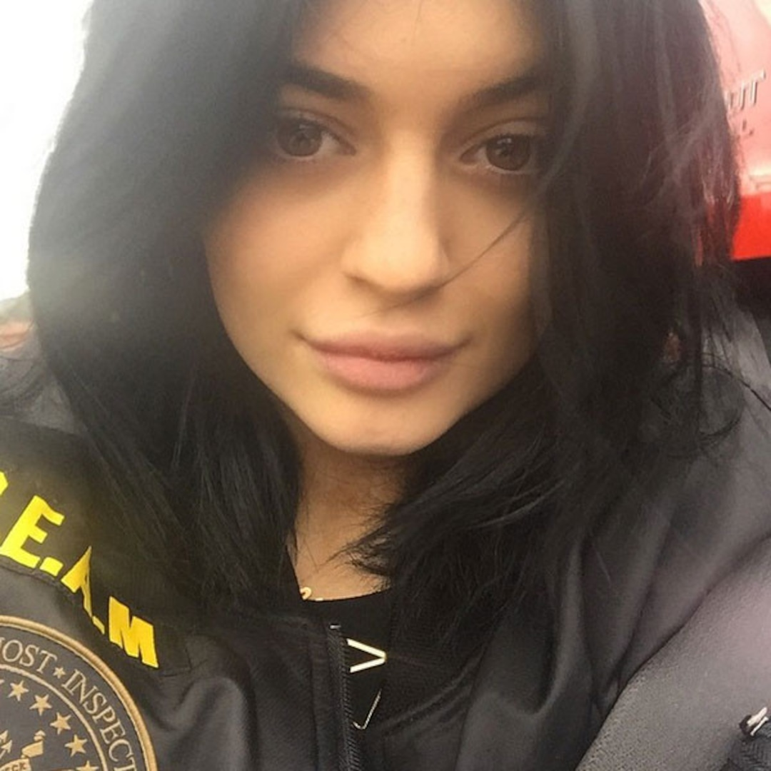 Kylie Jenner Showcases Her Gucci Bra in New Instagram Post