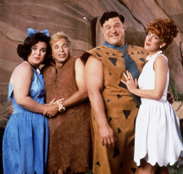 The Flinstones, Rosie O'Donnell, Rick Moranis, John Goodman, Elizabeth Perkins