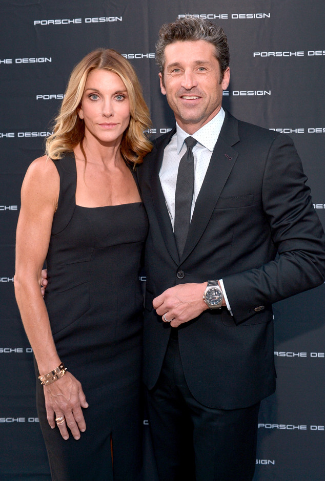 Patrick Dempseys Wife Files For Divorce After More Than 15 Years Of