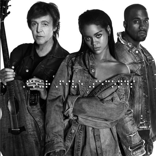Rihanna vai se apresentar com Paul McCartney e Kanye West no Grammy Awards 2015