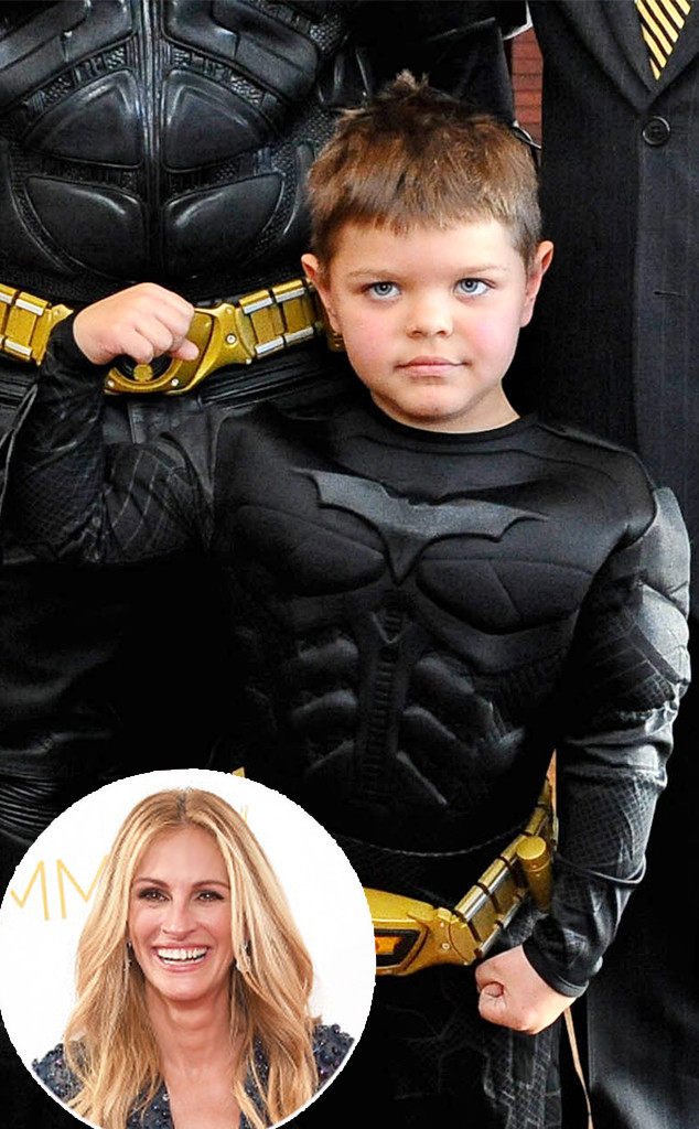 Julia Roberts to Star in Batkid Movie About Miles Scott, 6-Year-Old Cancer Survivor Who Became a Superhero