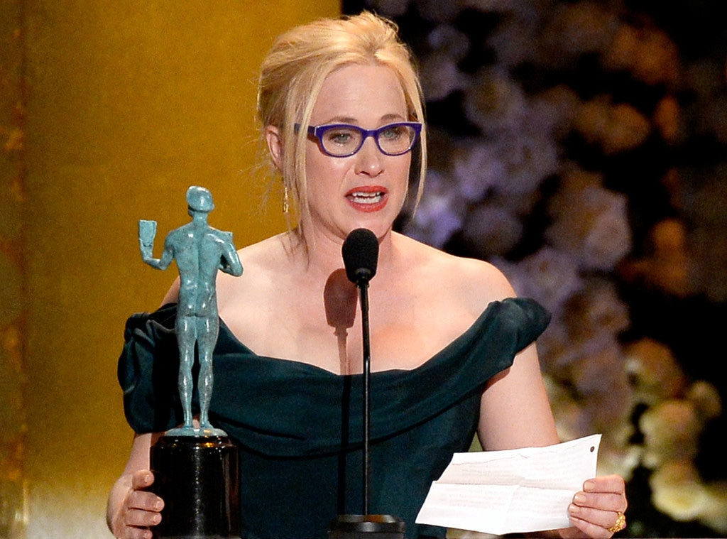 Patricia Arquette, SAG Awards, Winner
