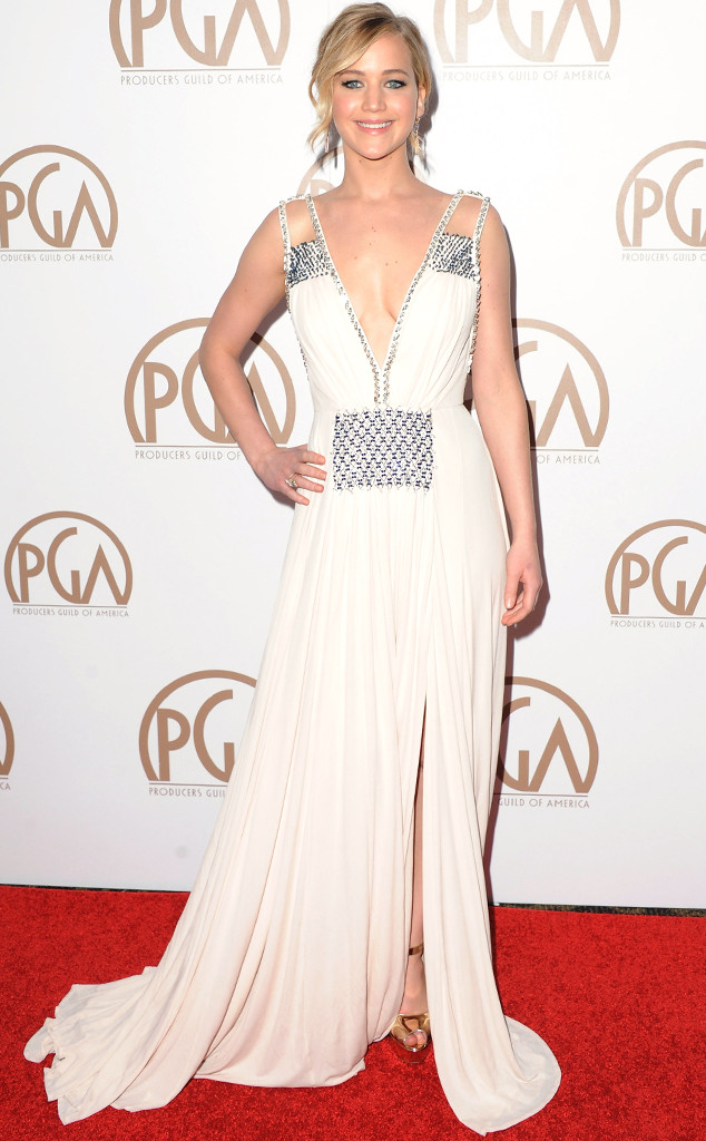 Jennifer Lawrence, PGA Awards
