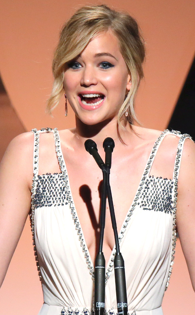 LOL! Jennifer Lawrence Needs a Xanax, Calls Hunger Games a ''Huge F--king Failure''