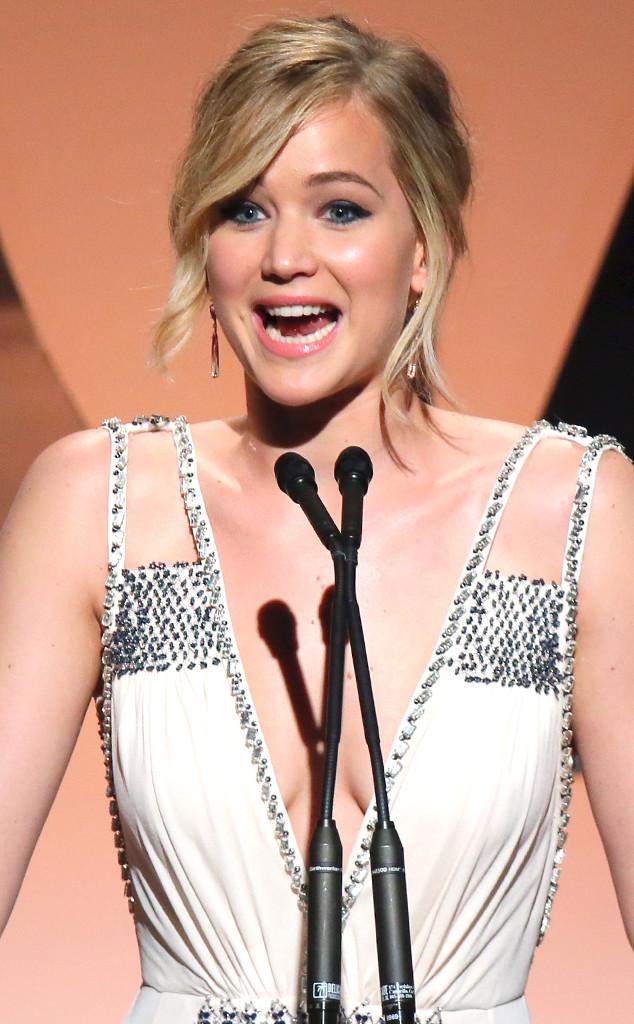 Jennifer Lawrence, PGA Awards