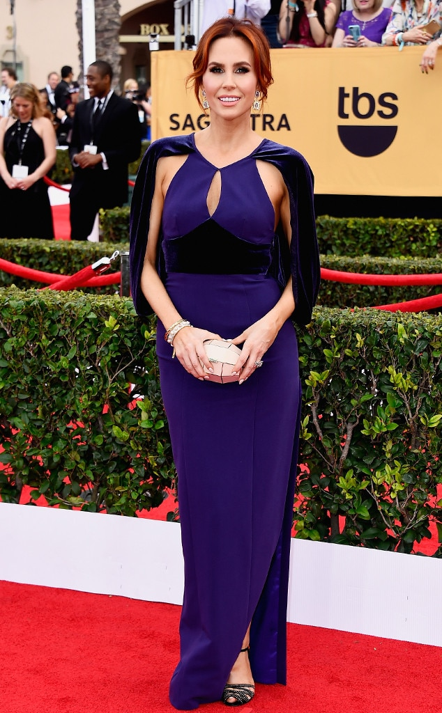 Keltie Knight, SAG Awards