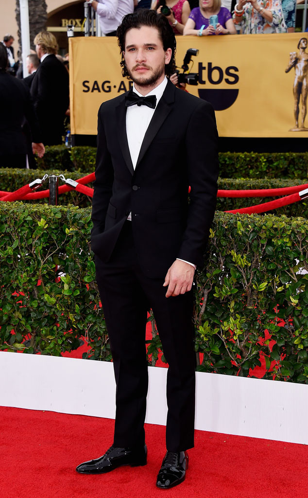 Kit Harington, SAG Awards