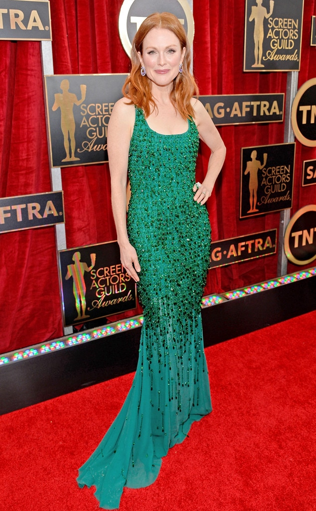 Julianne Moore, SAG Awards