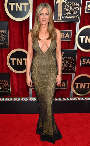 Jennifer Aniston, SAG Awards