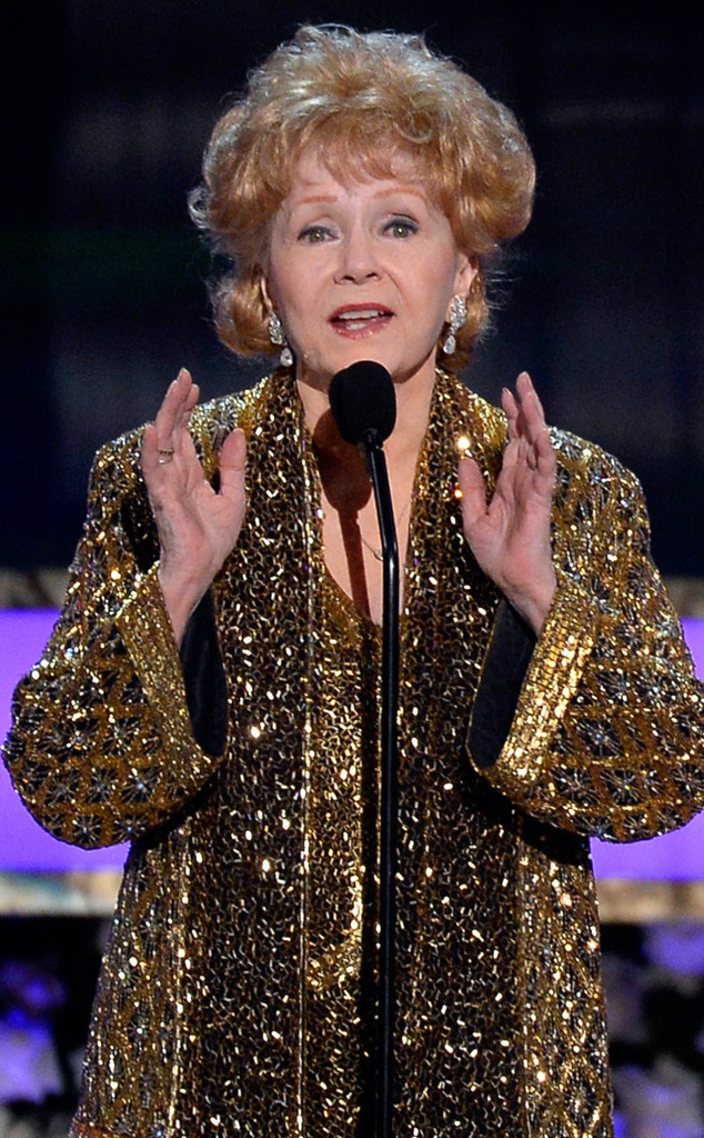 Debbie Reynolds, SAG Awards, Winner