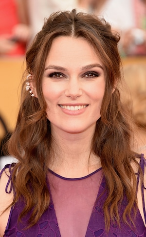 Keira Knightley, Beauty, SAG Awards