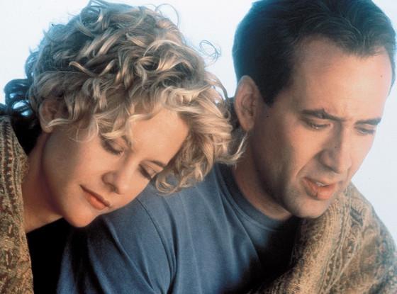Meg Ryan, Nicolas Cage, City of Angels