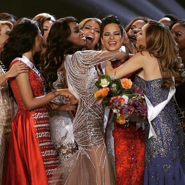 Miss Universo, Miss Colombia, Miss Jamaica