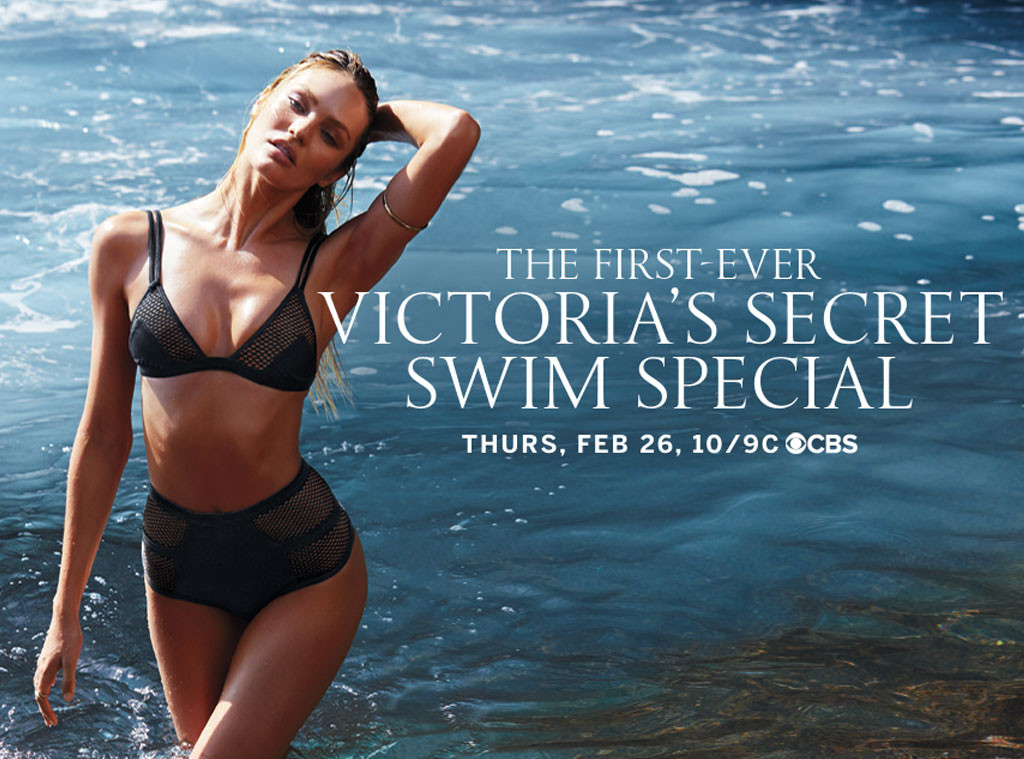 Candice Swanepoel, Victoria's Secret
