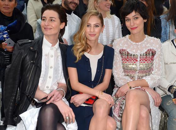 Dylan Penn, Paris Fashion Week