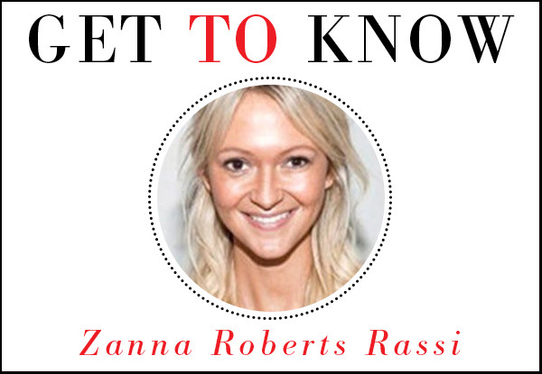 Style Collective, Get to Know Zanna Roberts Rassi, Top Image