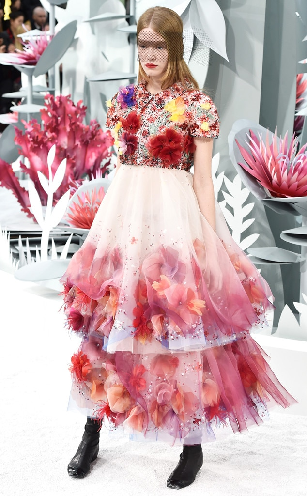 Chanel from Paris Haute Couture Week: Best Looks