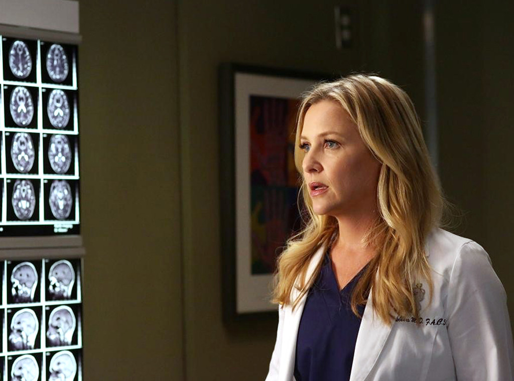 Greys Anatomy, Jessica Capshaw
