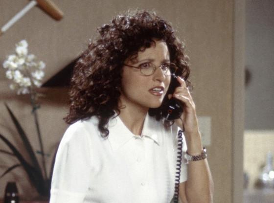 Julia Louis-Dreyfus, Elaine Benes, Seinfeld
