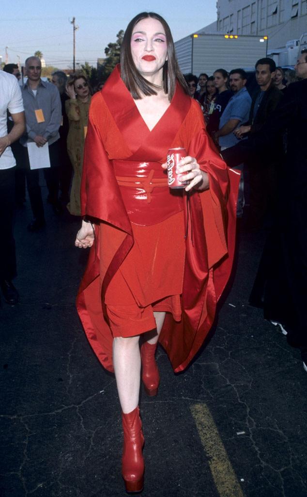 Grammys Throwback, Madonna 1999