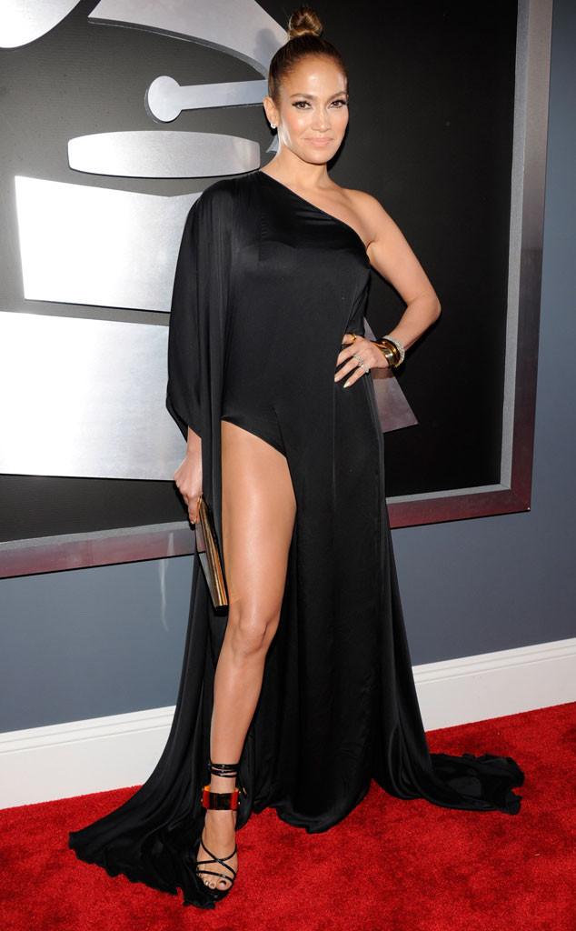 Grammys Throwback, Jennifer Lopez 2013