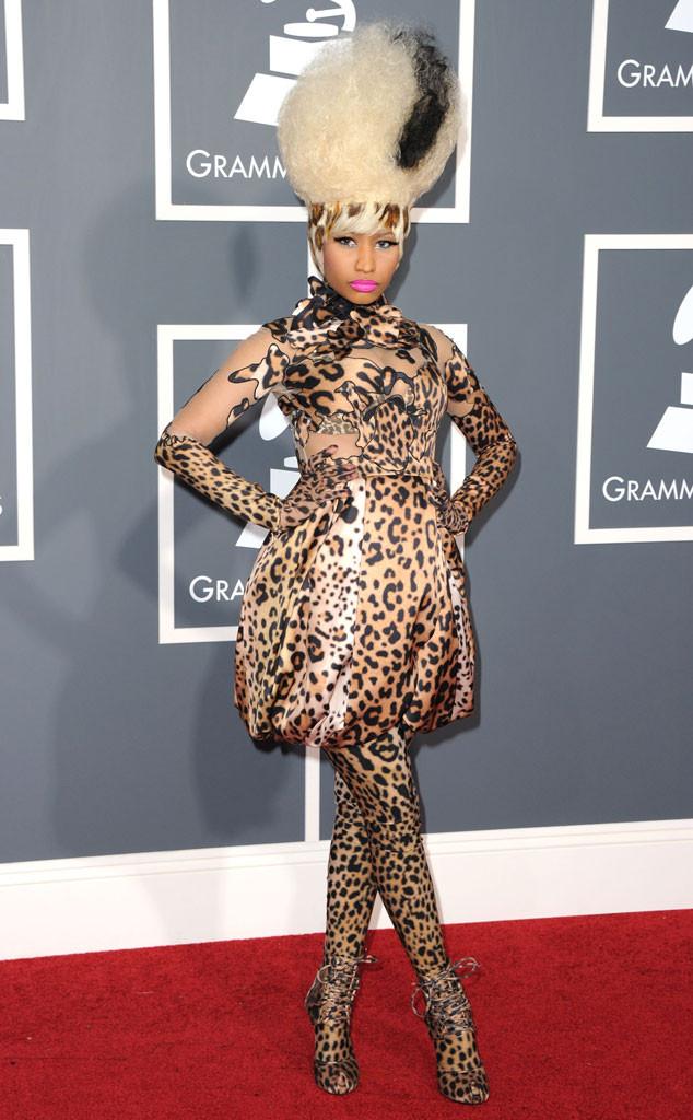 ESC: Grammys Throwback, Nicki Minaj 2011