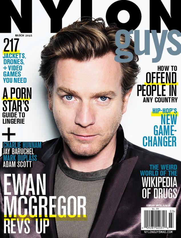 Ewan McGregor, NYLON Guys