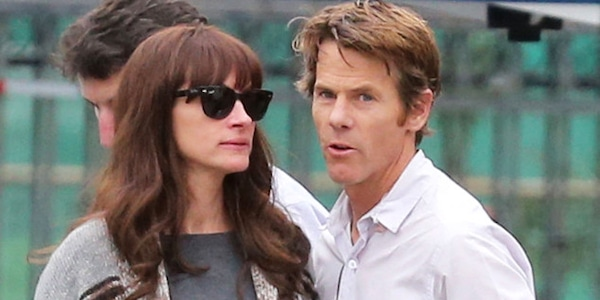Julia Roberts & Danny Moder from The Big Picture: Today\'s Hot Photos ...