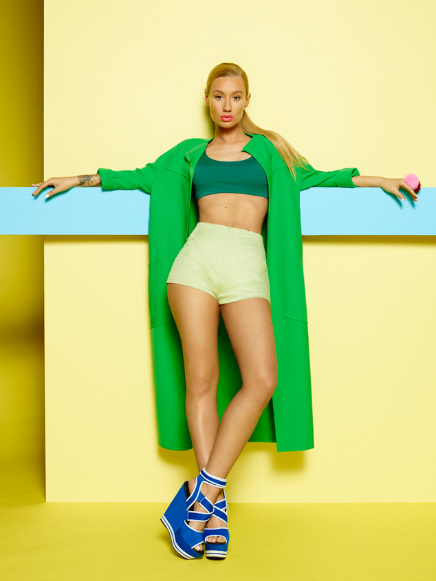 c4552ce71ef Iggy Azalea s Steve Madden Collection Debuts—And Yes