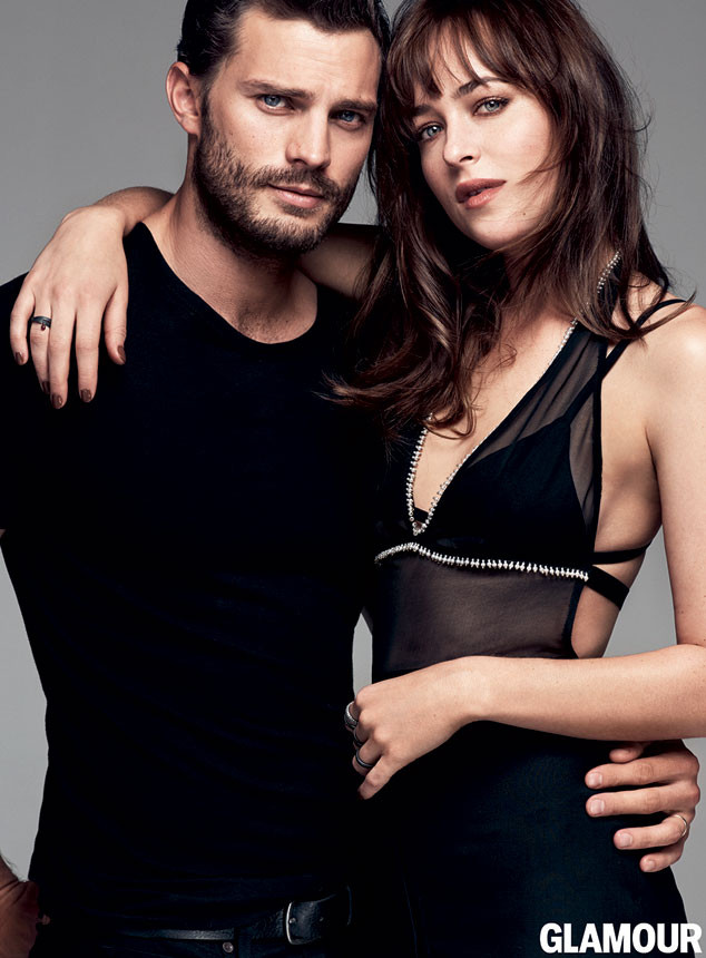 Get Dakota Johnson Photoshoot Jamie Dornan Images