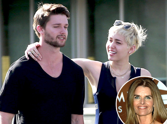 """Inside Miley Cyrus and Patrick Schwarzenegger's Dinner Date With Maria Shriver: """"They Got Along Really Well"""""""