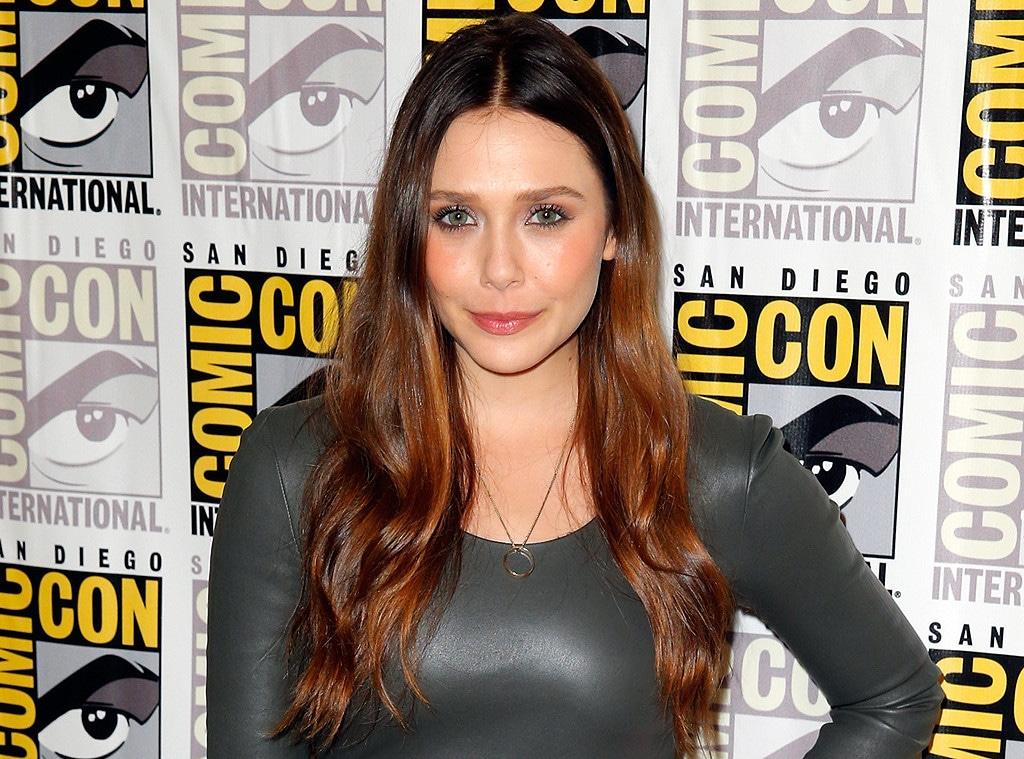 Elizabeth olsen boobs
