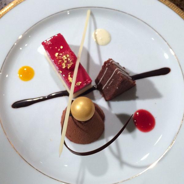 Golden Globes, Dessert