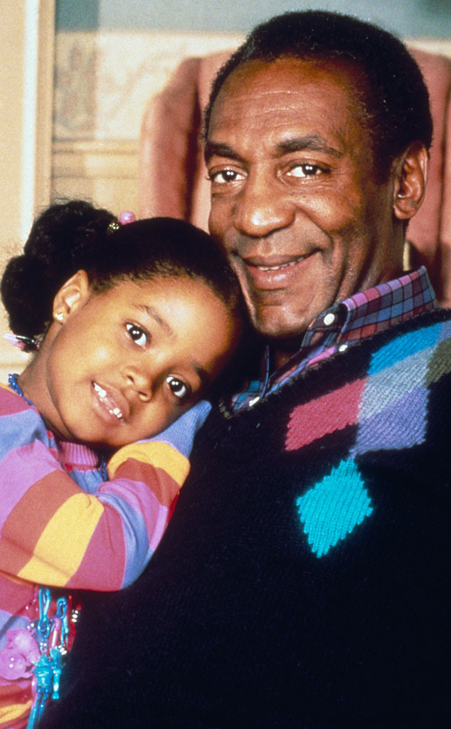 Keshia Knight Pulliam, Bill Cosby, The Cosby Show