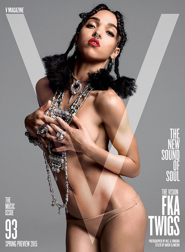 FKA Twigs, V Magazine