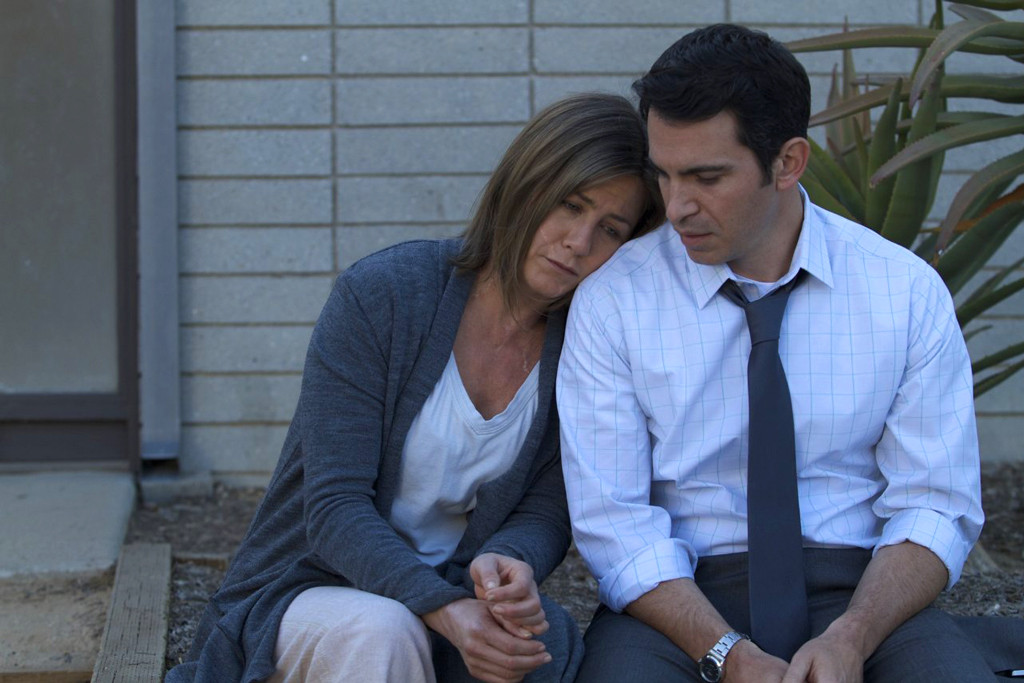Chris Messina, Jennifer Aniston, Cake